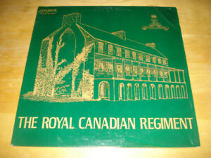 1973 The Royal Canadian Regiment Pipes and Drums Record