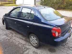 2002 Toyota echo PricecDrop Oakville / Halton Region Toronto (GTA) image 1
