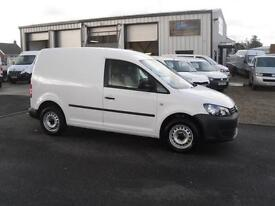 Volkswagen Caddy C20 1.6TDI 75ps,2013'63 plate,Only 65000 miles