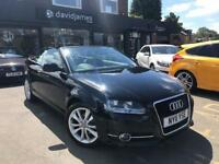 Audi A3 Tfsi Sport Convertible 1.2 Manual Petrol