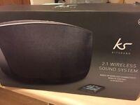 Wireless sound system