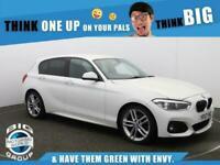 2017 BMW 1 Series 118I M SPORT Hatchback Petrol Manual