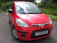 2009 59 HYUNDAI I10 1.2 CLASSIC 5D 77 BHP ** 1 OWNER FROM NEW **
