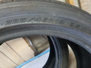 P225/45R18 95V  Hancook Optima 4 S