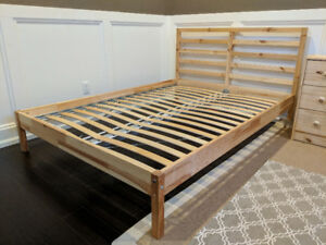 Ikea Full Size Bed Frame for Selling