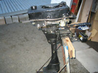 Sears Outboard Motor 3.5 H.P.