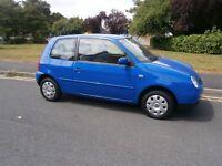 Volkswagen Lupo 1.4 S (blue) 2004