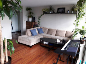 Beautiful Furnished Beach Highrise Apartment Oct.15-31 Downtown-West End Greater Vancouver Area image 4