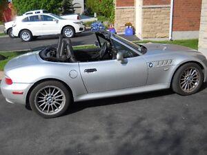 2001 BMW Z3 Convertible