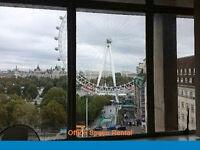 Central London * Office Rental * YORK ROAD-SE1