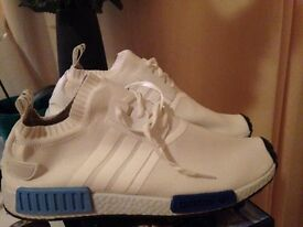 Brand new nmd s bough as birthday present to big