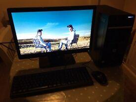 HP - Pavilion Desktop Computer