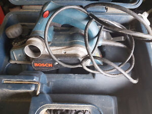Bosch Electric Planer