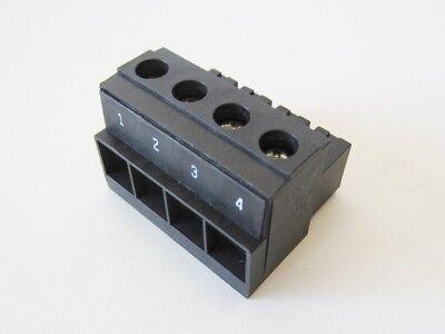 Rockwell Automation 337265-q01 Molex Plug 12mm 70a 600v 4-position 10a Opt New