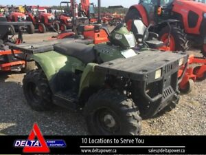 2005 POLARIS SPORTSMAN MV ATV