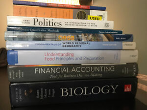 Many Science / Business Books