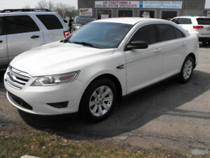 2010 TAURUS SE  LOADED  V6 PWR SEAT  TEST DRIVE TODAY !!  SALE