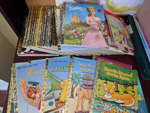 a Little Golden Book series of books