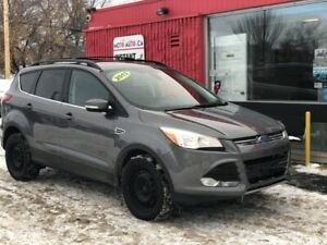 2013 Ford Escape 4WD  SEL