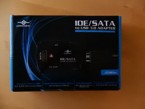 IDE/SATA to USB 3.0 Adapter