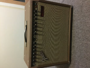 Ampli fender 270 watts