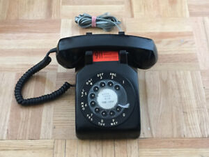 Rare Vintage Bell / Northern Telecom Mid-1960s Rotary Phone