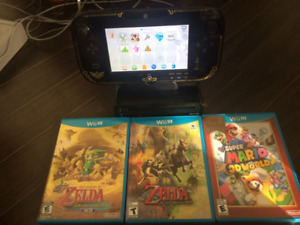 Wii U  - The Legend of Zelda: The Wind Waker Edition