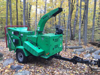 2013 Vermeer Bc 1000xl wood/brush chipper Barrie Ontario Preview