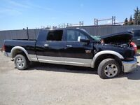 2012 DODGE RAM 3500 FOR PARTS