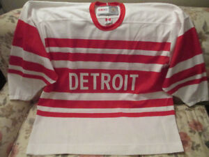 1926 Detroit Red Wings Vintage CCM 550 jersey