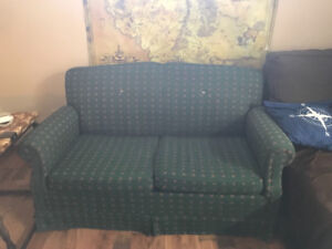 Old love seat
