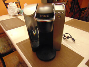 1 Keurig coffee maker clean works well can try it to see $60  5