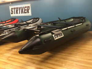 2017 Stryker Hunter JET 380 - The TOUGHEST Inflatable Boat!!
