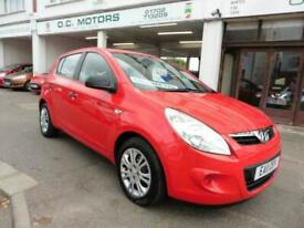 image for 2011 Hyundai i20 1.2 Classic 5-Door FSH 2-Owners £30 Tax Low Insurance