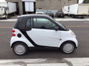 2010 Smart Fortwo Pure Coupe, No Accidents, Automatic