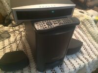Bose DVD 3 2 1 series ll Home Theater