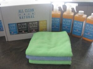 *New* All Natural Cleaning Products