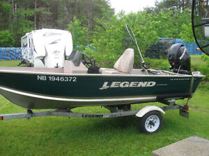 legend boat