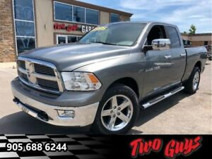 2012 Ram 1500 Big Horn  Chrome!!! Hemi 4wd
