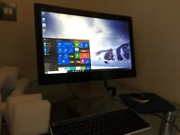 HP ALL IN ONE I5 DESKTOP 8GB Ram 1TB Hard Drive