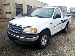 ▀▄▀▄▀▄▀► 2003 FORD F150-- LOW KM ★★★ ONLY $5495 ◄▀▄▀▄▀▄▀