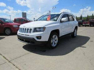 2015 Jeep Compass High AltitudeDemo Special! Brand New condition