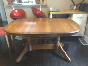 Sturdy Dining Room Table