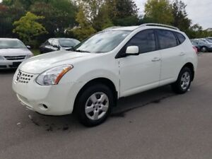 2010 Nissan Rogue S AWD *** Power Opts, AC, Cruise ***