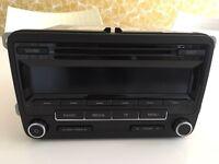 Vw Transporter T5 CD player