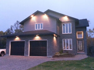 Exquisite Executive home with a spectacular View of the Lake!