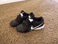 Nike baseball football cleats size 2
