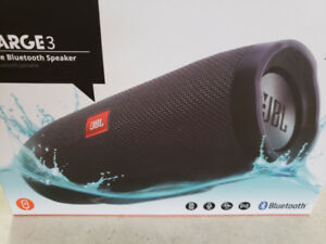 JBL CHARGE 3 BRAND NEW PORTABLE BLUETOOTH SPEAKER