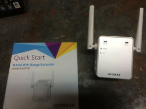 Netgear Wireless N300 EX2700 extender