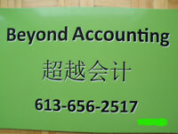 CPA, CGA - Bookkeeping, HST, Payroll, T2/T1 filling and more